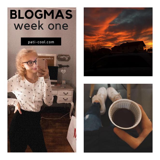 Blogmas, Patrycja Wanat, Pati Wanat, Pati Cool, blog Christmas, Fashion blogger, Teen blogger, Teenager blog,Blog xmas 2020, Patrycja W, Blogmas December, Blogmas week one