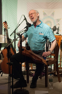 Sam Edelston, Instructor of Delta Blues Dulcimer Revival 2020