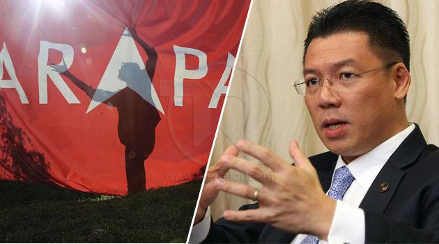 'DAP keluar dari kerajaan jika Sijil Peperiksaan Bersama (UEC) tidak diiktiraf' - Nga