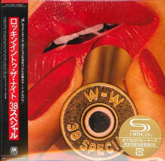 38 SPECIAL - Rockin' Into The Night [Japan Limited Edition / SHM-CD remastered] (2018) full