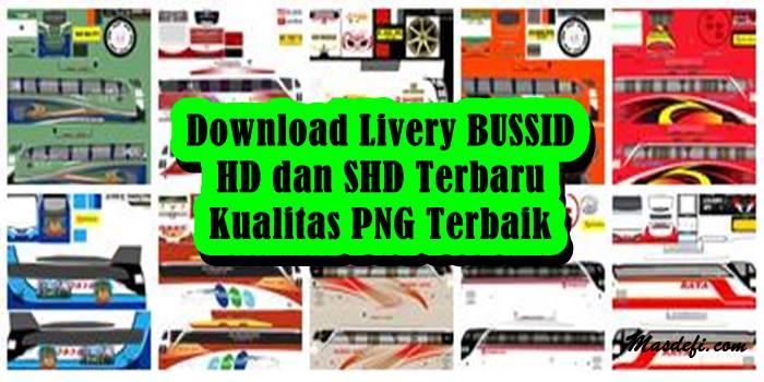 livery bussid hd dan shd