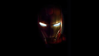 HD Iron Man Mask Wallpaper