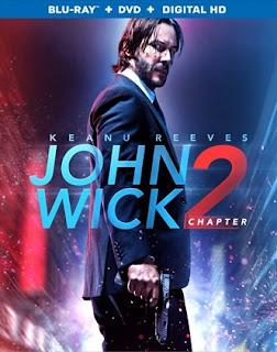 John Wick: Chapter 2 (2017) Dual Audio Hindi 720p BluRay 1GB