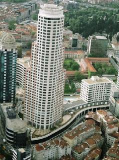 Şişli plaza İstanbul