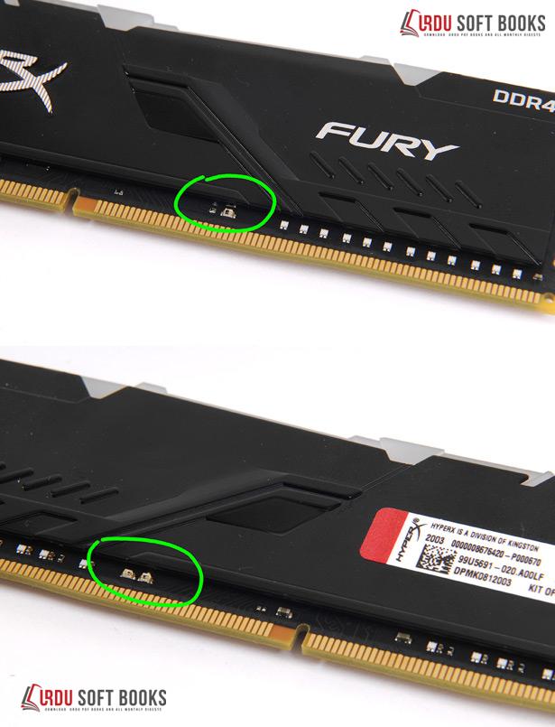 Kingston HyperX FURY DDR4 RGB HX432C16FB3AK2
