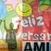 Linda Mensagem de Feliz Aniversário para Amiga, Veja as 2 Versões Masculina e Feminina.