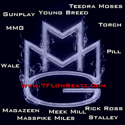 Free Official Maybach Music Group Drum Kit