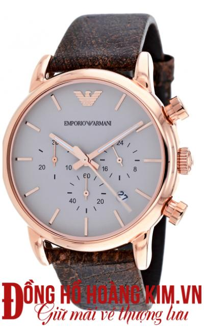 đồng hồ emporio armani uy tín