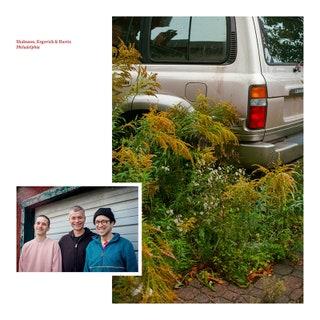 Shabason, Krgovich & Harris - Philadelphia Music Album Reviews