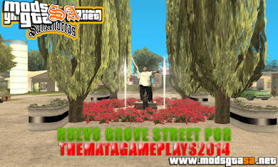 Mod Nova Groove Street
