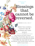 Blessings That Cannot Be Reversed