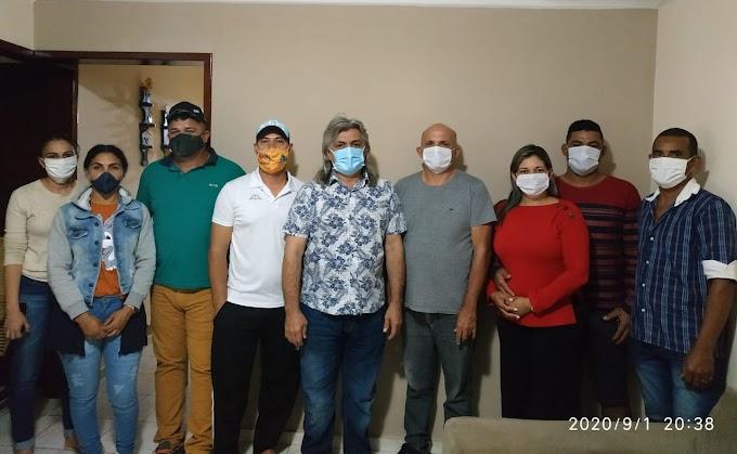 Comando do AVANTE em Amparo volta para o grupo do pré-candidato Inácio Nóbrega
