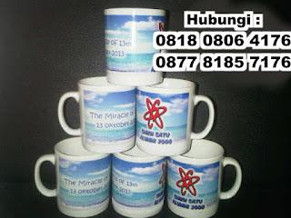 Jual Mug promosi di Tangerang