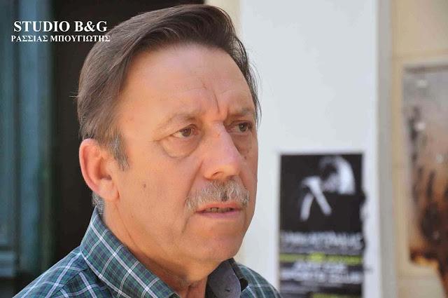 Ειδικός Σύμβουλος του Δημάρχου Άργους Μυκηνών προσελήφθη ο Σωτήρης Κωτσοβός