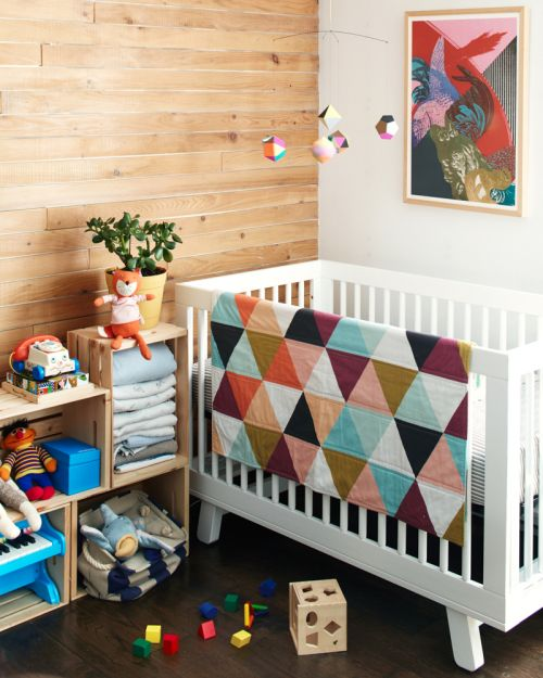 Your Little One Will Love These 8 Gender Neutral Nurseries: MissMollyCoddle