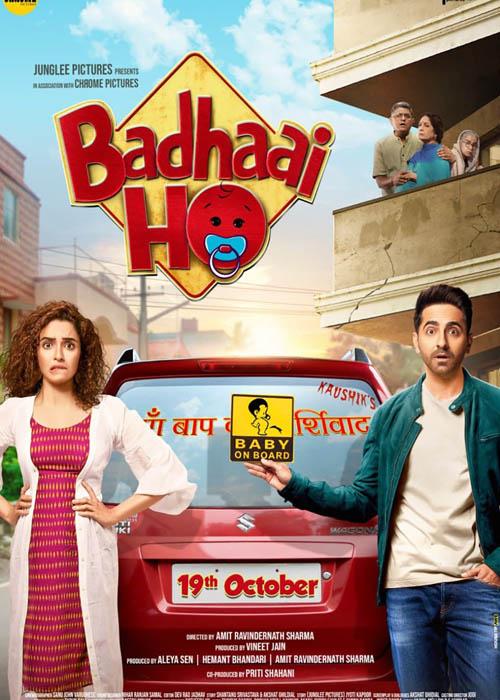 Badhaai ho movie download dailymotion, badhaai ho full movie down