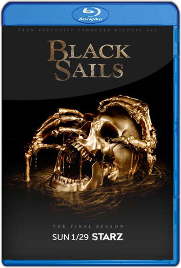 Black Sails Temporada 4 HD 720p Latino