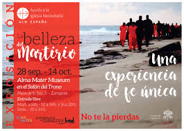 10-X-18, visita parroquial a la exposición sobre el martirio