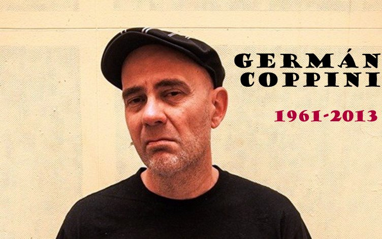 Fallecimiento del músico Germán Coppini