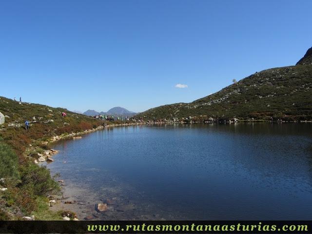 Ruta de los Arrudos y Corteguerón: Lago Ubales