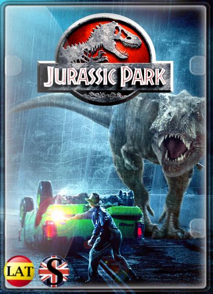 Jurassic Park (1993) FULL HD 1080P LATINO/INGLES
