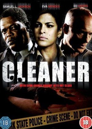 Cleaner 2007 Dual Audio Hindi 480p BluRay x264 300MB ESubs
