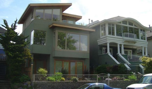 Desain Pagar Rumah Minimalis