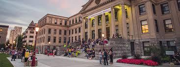 Loran Scholarship at University of Ottawa