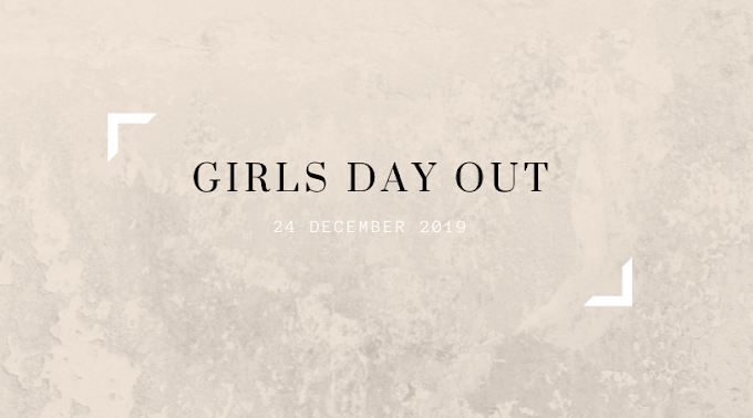 GIRLS DAY OUT ; MAKAN & KARAOKE!