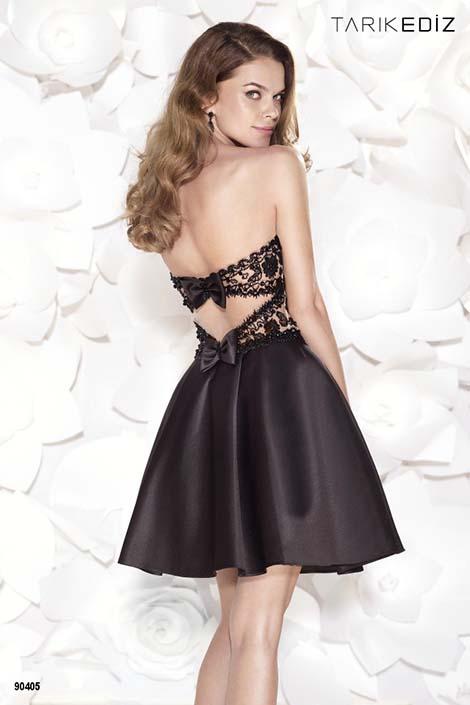 354c3f0420f vestido-corto-blanco-y-negro-verano-2016-moda-fiesta-La-cofradia