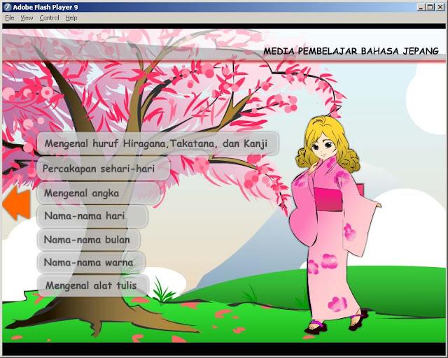 Media pembelajaran Bahasa Jepang