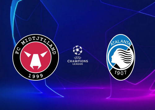 Midtjylland vs Atalanta -Highlights 21 October 2020
