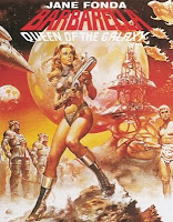 barbarella poster dvd vhs cover top psychedelic movies best trippy