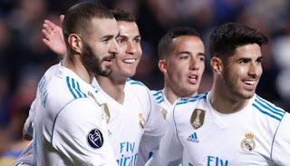 APOEL Nicosia vs Real Madrid 0-6 Video Gol & Highlights