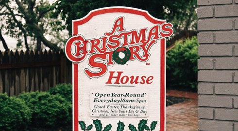 A Christmas Story House Location Cleveland