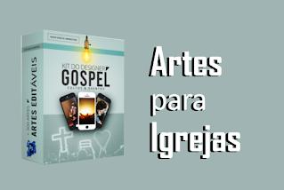 artes para igrejas