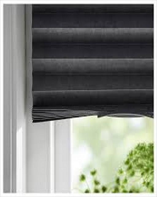 ikea blackout blinds black for windows