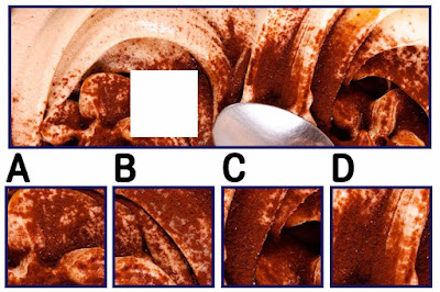 Figure: Try and find the missing square on this delicious looking bowl!