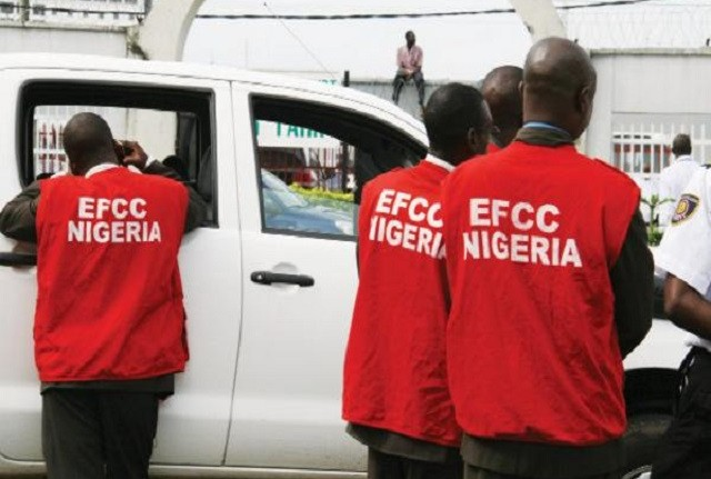 EFCC Arraigns Serving Judge, Nganjiwa for Unlawful Enrichment