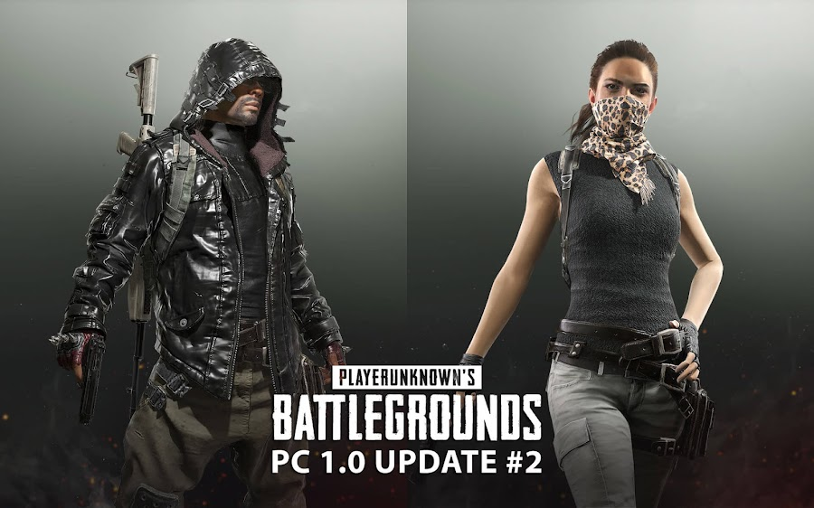 playerUnknown's battlegrounds pc update 2