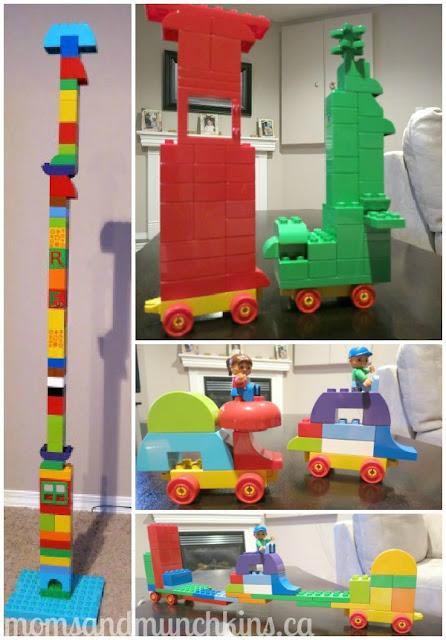 Family Fun ~ Games with Legos