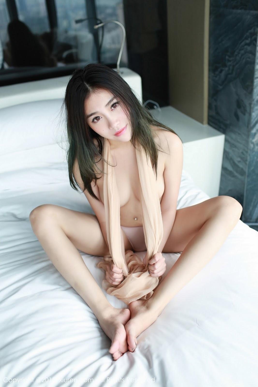 0039 - Beautiful Sexy Naked XIUREN NO.271 SABRINA