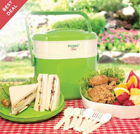 Dusdusan Picnic Time Hamper Set ANDHIMIND