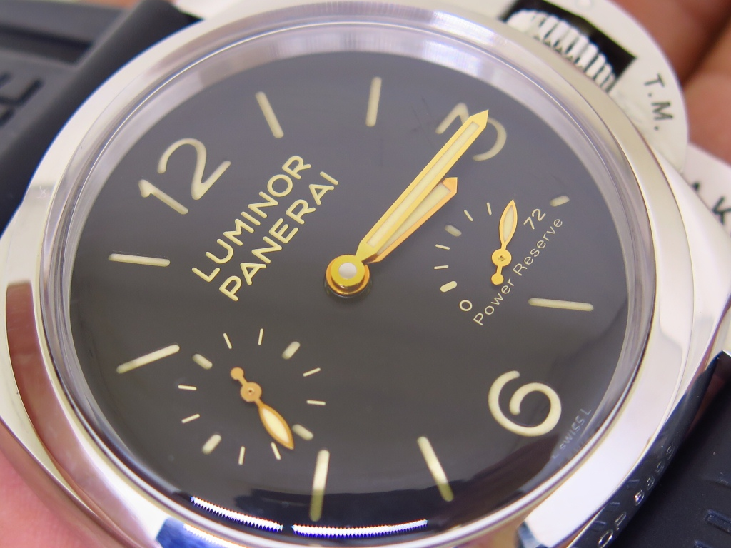 PANERAI PAM423 47mm LUMINOR 1950 SERIES - 3 DAYS POWER RESERVE - FULLSET BOX PAPERS
