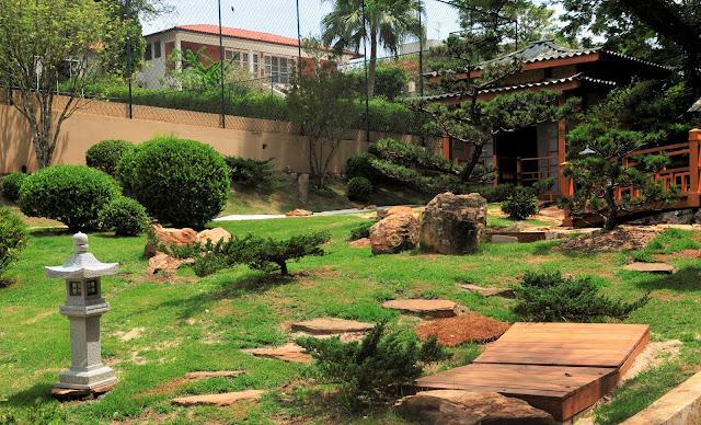 jardim japones; ponte jardim; paisagismo; pinheiro negro