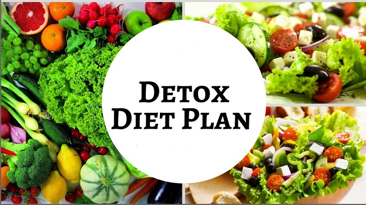 Super-easy Detox Diet Plan