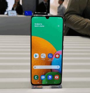5 Smartphone Samsung Dengan Koneksi Jaringan 5G | Koneksi Makin Jos tanpa hambatan