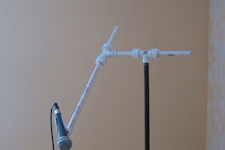 Do It Yourself - Membuat Stand Microphone