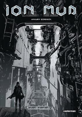 Ion Mud une lecture SF aux éditions Casterman