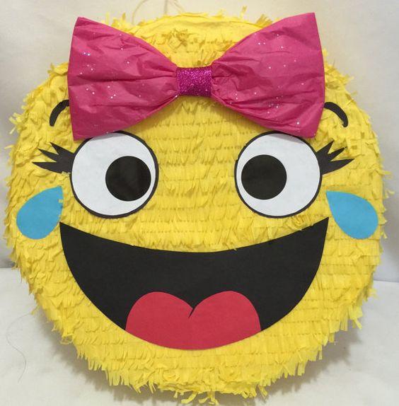 emojis piñatas modernas bogota fiestas infantiles